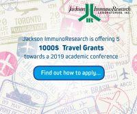 JIR Travel Grant 2019